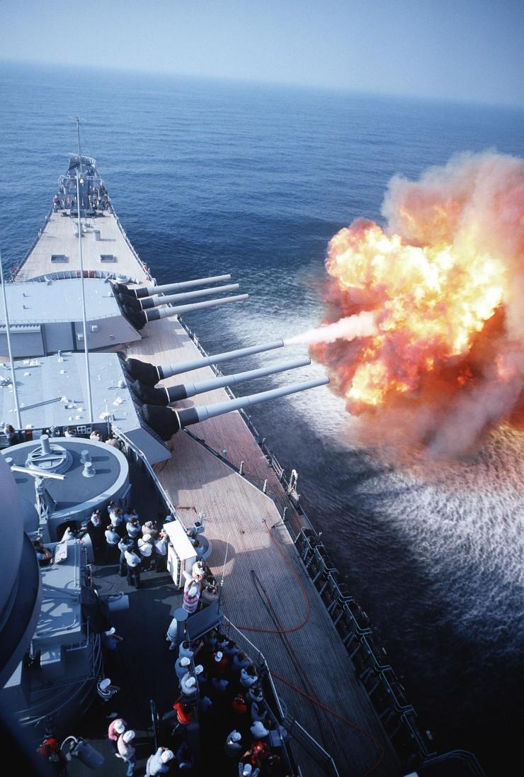 ship, war, cannon fire, ocean