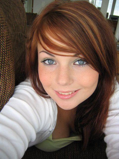 eyes, pretty, face, woman, beautiful