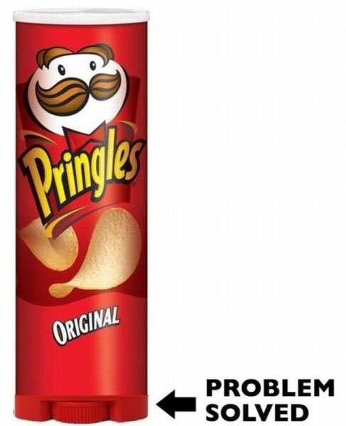pringles, meme, problem, wheel, solution