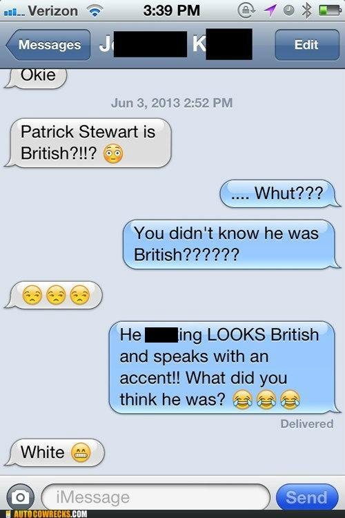 patrick stewart, british, iphone