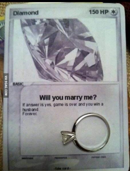 marriage, proposal, ring, card, husband