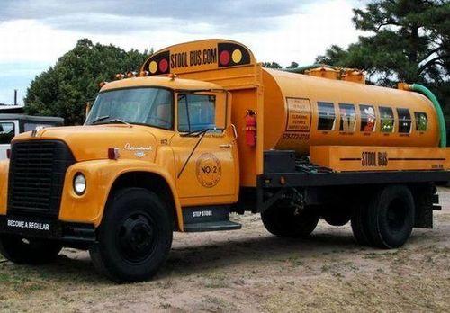 school bus, wtf
