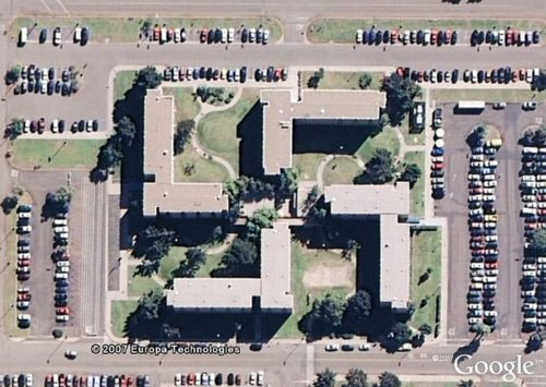 swastika, worst, building design