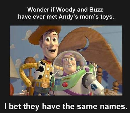 toy story, buzz, woody, motivation