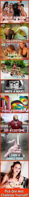summer ideas, compilation, top 9