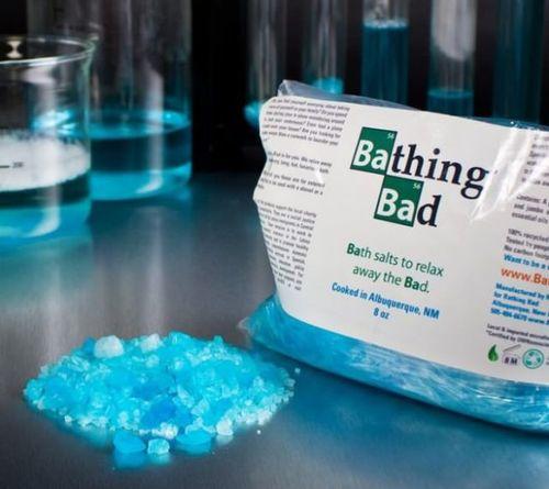 bath salts, product, breaking bad, bathing bad, win