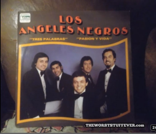 record, los angeles negros, vinyl, cover, band name, fail