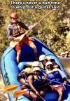 rafting, meme, guitar solo, paddle, timing