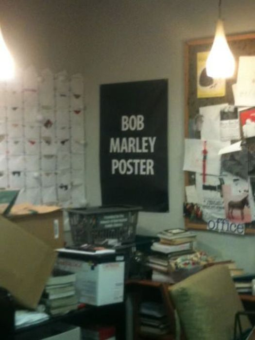 bob marley poster, literal, wtf