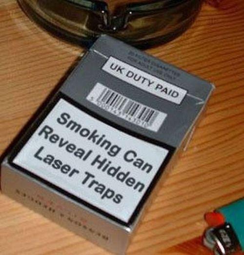 smoking, laser traps, reveal, pack, label, lol
