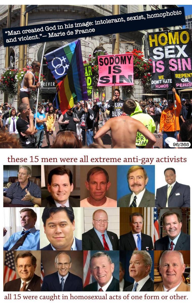 homophobic, gay, homosexual, men, anti-gay activists