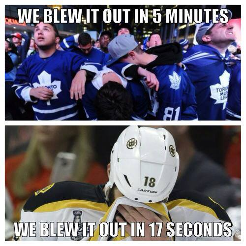 meme, hockey, nhl, cup, boston, toronto, leafs, bruins