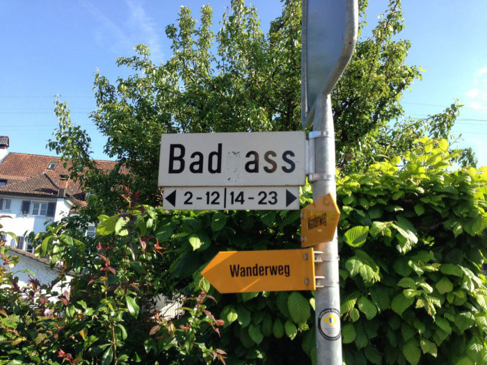 street name, hacked irl, bad ass