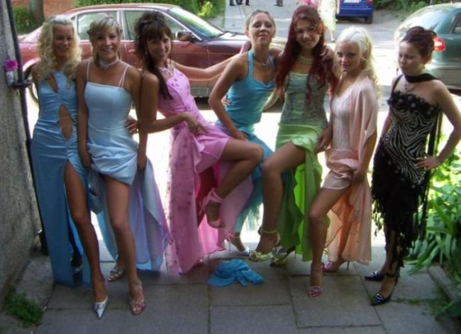 prom, dress, women, beautiful, legs
