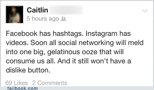 dislike, twitter, facebook, hashtags, video, social media