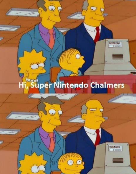 the simpsons, comic, super nintendo chalmers, ralph