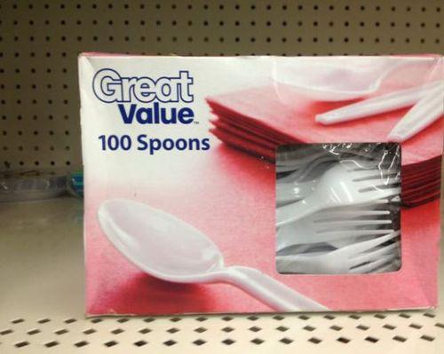 spoon, fork, fail, package