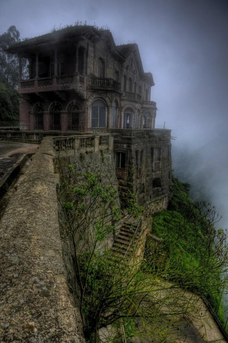 beautiful places, el hotel del salto, colombia