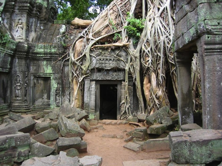 beautiful places, angkor wat, cambodia