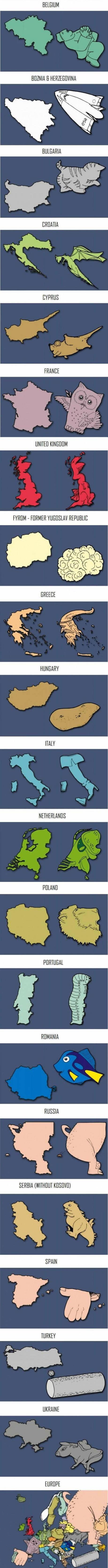 europe, flag, totallylookslike, compilation