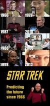 star trek, technology, predicting the future