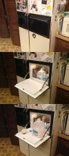 fridge, feature, mini door, win, product