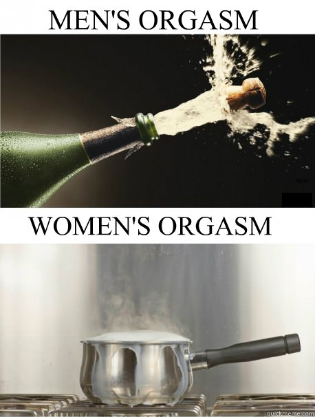 orgasm, male, female, comparison, lol
