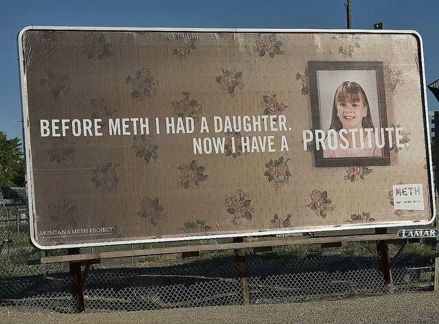 billboard, meth, daughter, prostitute, wtf