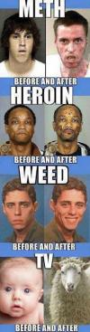 drugs, before, after