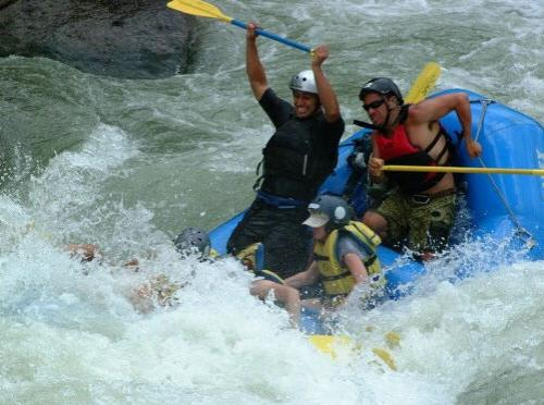 rafting, extreme sports, dangerous, top 10