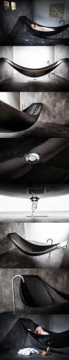 hammock, bath, carbon fiber