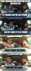 driving, teach, park, lol, comic