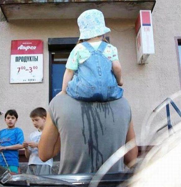 parenting, kid, piss, lol, eww
