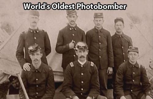 meme, photobomb, oldest, sepia