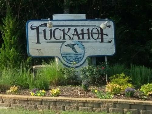 sign, place, tuckahoe