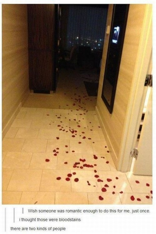 love, blood, rose petals, lol, comments