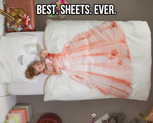 little girl bed sheets, princess, best sheets ever, meme