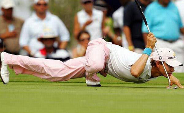 golf, perspective, pink, wtf