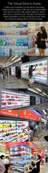 virtual grocery store, story, technology