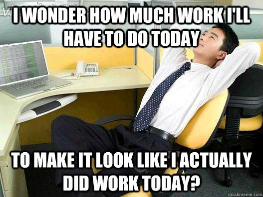 meme, work, look like actual work