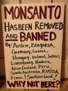 monsanto, banned, countries, political statement