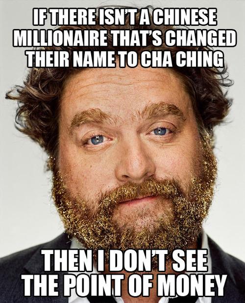 rich chinese name, meme, joke, cha ching