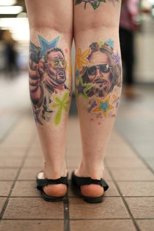 tattoo, meme, dude