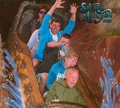 flume, water, troll, splash mountain