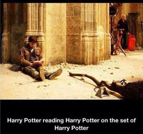 harry potter, potterception, movie, actor, book