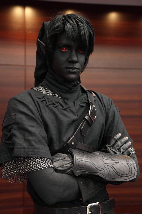 dark link, costume, win