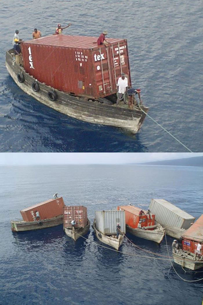 pirates, shipping containers, crime pays