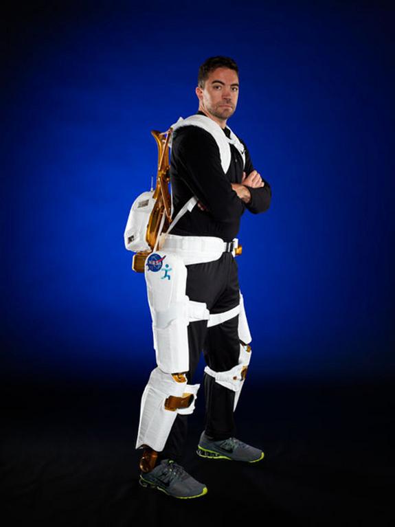 nasa, x1 robotic exoskeleton, future technology, cyborg