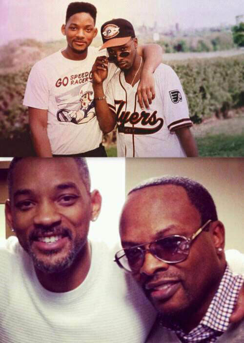 then and now, will smith, dj jazzy jeff
