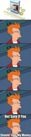 fry, futurama, meme, condometric, product